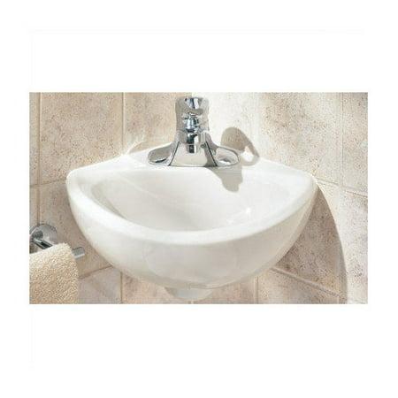 American Standard Corner Minette Wall Mount Bathroom Sink