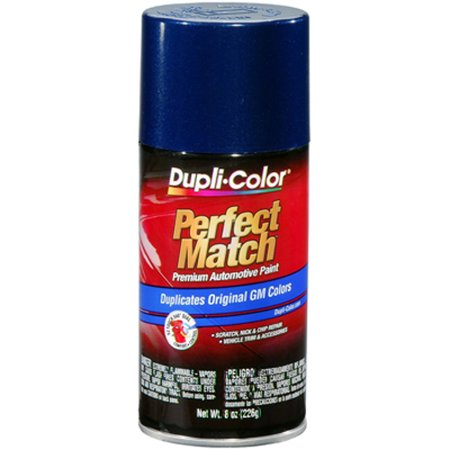 Duplicolor BGM0393 Perfect Match Touch-Up Paint Dark (Best Navy Blue Paint Color)