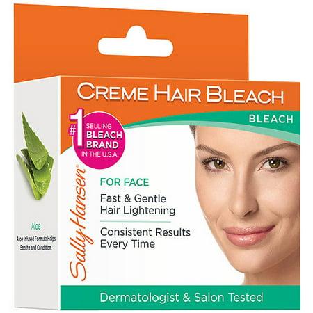 Sally Hansen Creme Hair Bleach For Face  1 25 Oz