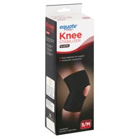 Equate Elastic Knee Stabilizer, S/M