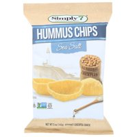 (12 Pack) Simply 7 Hummus Chips, Sea Salt, 5 Oz.