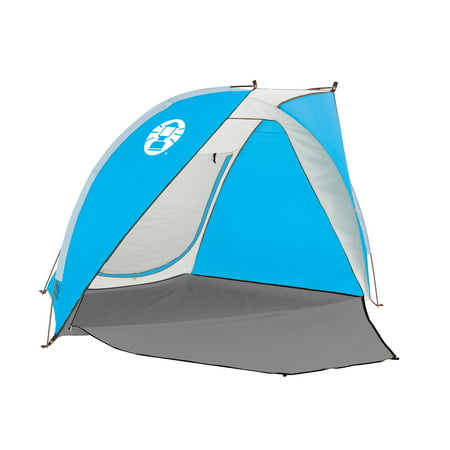 Coleman Portable Sun Shade Beach Tent with UPF