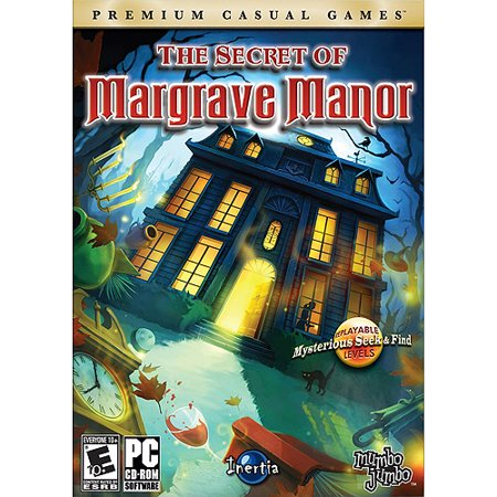Next Level Pc Games (Secret of Margrave Manor (PC Game) - Replay levels as objects change places - Search 60+ spooky rooms)