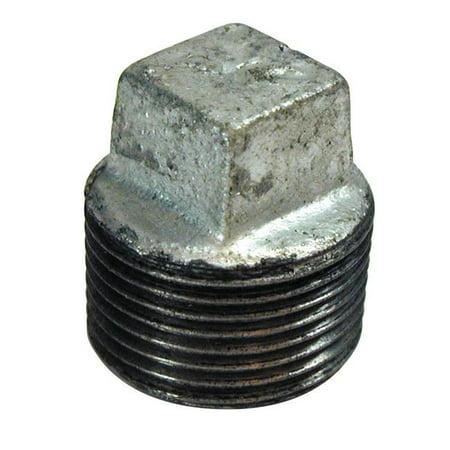 B & K 511-804HP 0.75 in. Galvanized Plug - image 1 of 1