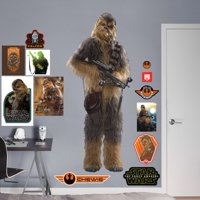 Fathead Chewbacca - Star Wars: The Force Awakens - Life-Size Officially Licensed Removable Wall Decal
