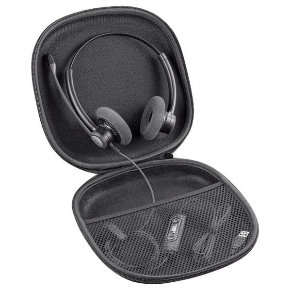 Plantronics 85298-01 Carrying Case Headset 8529801