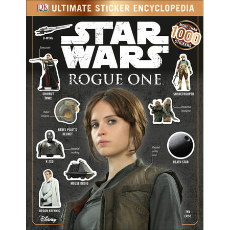 Star Wars: Rogue One: Ultimate Sticker Encyclopedia (Jump Ultimate Stars)