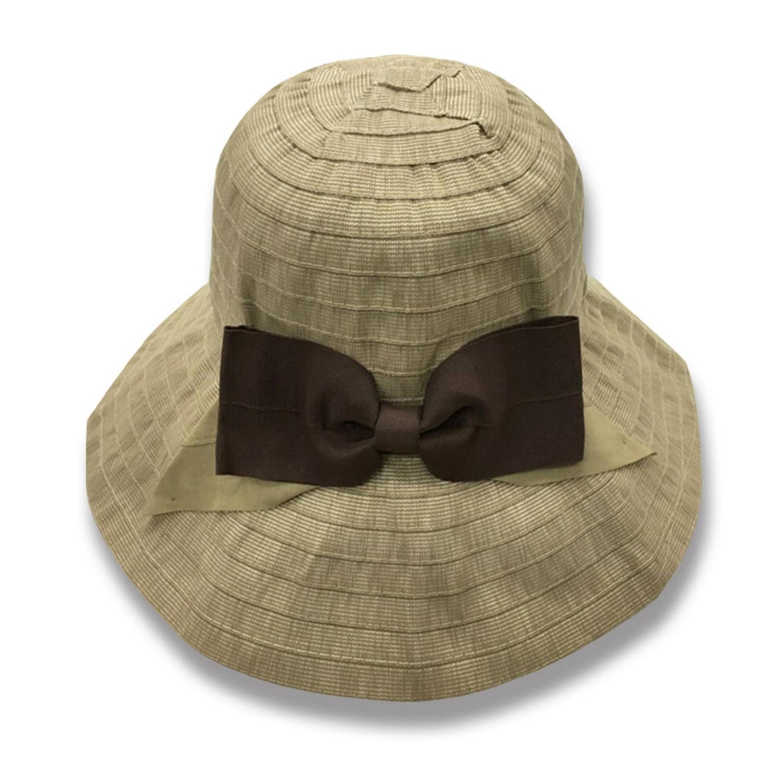 Sun Styles Ilene Ladies Bowler Styler Sun Hat
