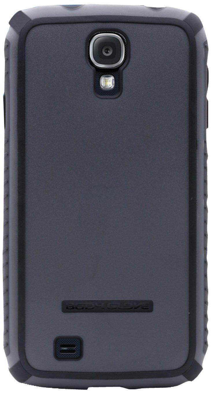 Body Glove 9340303 Tactic Case for Samsung Galaxy S4 Black Charcoal by