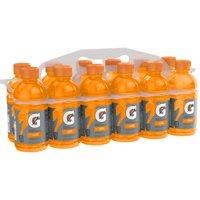 (12 Count) Gatorade Fierce Thirst Quencher Sports Drink, Orange, 12 fl oz