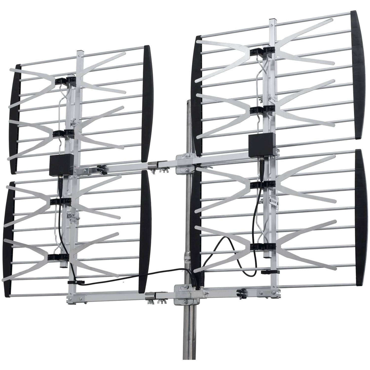 Digiwave 8 Bay Ultra-Clear Digital Outdoor TV Antenna, ANT7286
