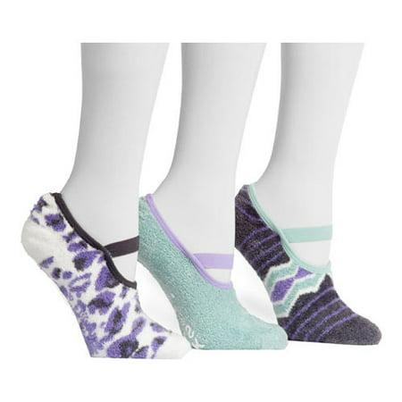 Women's Aloe Maryjanes 3-Pair Sock Pack 3 Pair Sock Pack