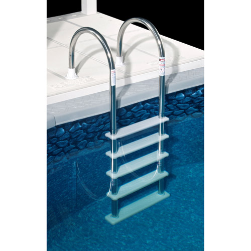 Blue Wave NE1142 Aluminum//Resin In-Pool Ladder
