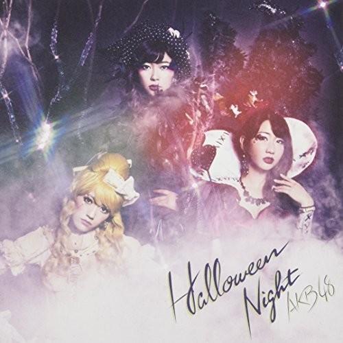 Akb48 - Halloween Night /Ltd CD+DVD+Postcard Version a [CD]