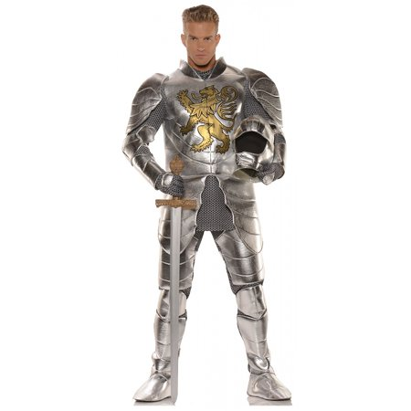 Knight in Shining Armor Adult Costume - XX-Large