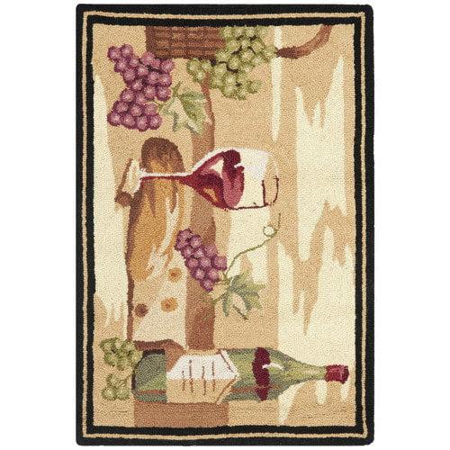 Safavieh Chelsea Ivory Wine Cellar Novelty Area Rug