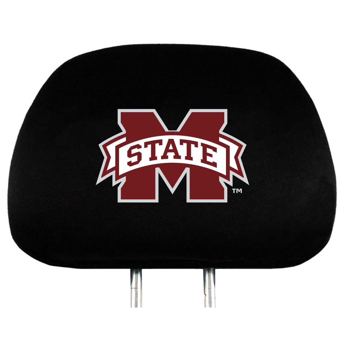 NCAA Mississippi State Head Rest Cover