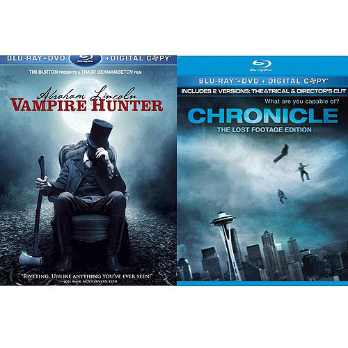 Abraham Lincoln: Vampire Hunter / Chronicle (Blu-ray) (Widescreen)