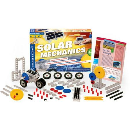 Thames & Kosmos Solar Mechanics Science Experiment Kit