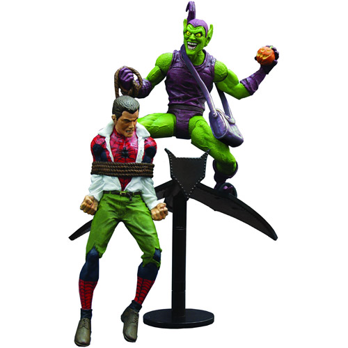 Marvel Select Classic Green Goblin Action Figure by Diamond Select Toys