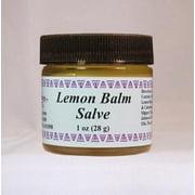 WiseWays Lemon Balm Salve - 1 ounce