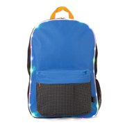 Tracker Childrens Light up LED Backpack, Pink