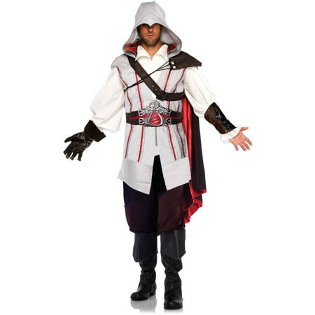 Leg Avenue Assassin's Creed Ezio Adult Halloween Costume - Assassin Creed Ezio Costume For Sale
