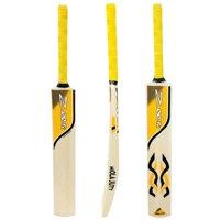 Cricket Bat Kashmir Willow Net Practice Soft Tennis Ball Yellow 44mm ADULT SIZE