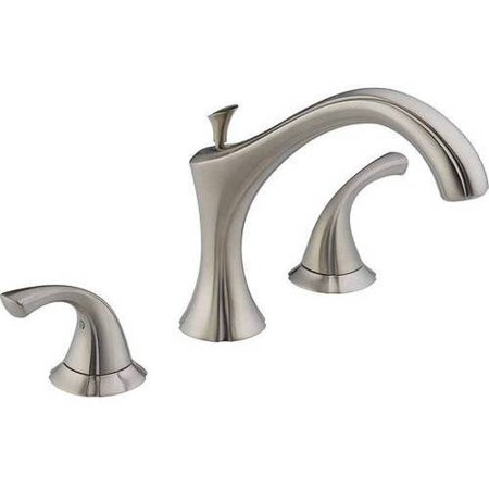 Delta Roman Tub Trim (Delta Addison Roman Tub Trim, Stainless )