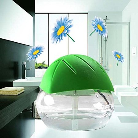 Water Haze Anion Aroma Diffuser With LED Light Bathroom Air Purifier - Bathroom air purifier
