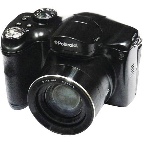 Polaroid Black IE3638-BLACK Digital Camera with 18.1 Megapixels and 36x Optical Zoom