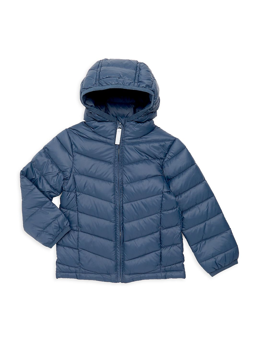 Little Girl's Quilted Puffer Jacket