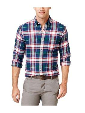 Kids' Clothing, Shoes & Accs Tops, Shirts & T-shirts Lower Price with L Size Boys Large John Ashford Short Sleeve Button Up Casual Shirt Hawaiian