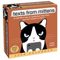 Texts from Mittens the Cat 2020 Day-To-Day Calendar (Other)