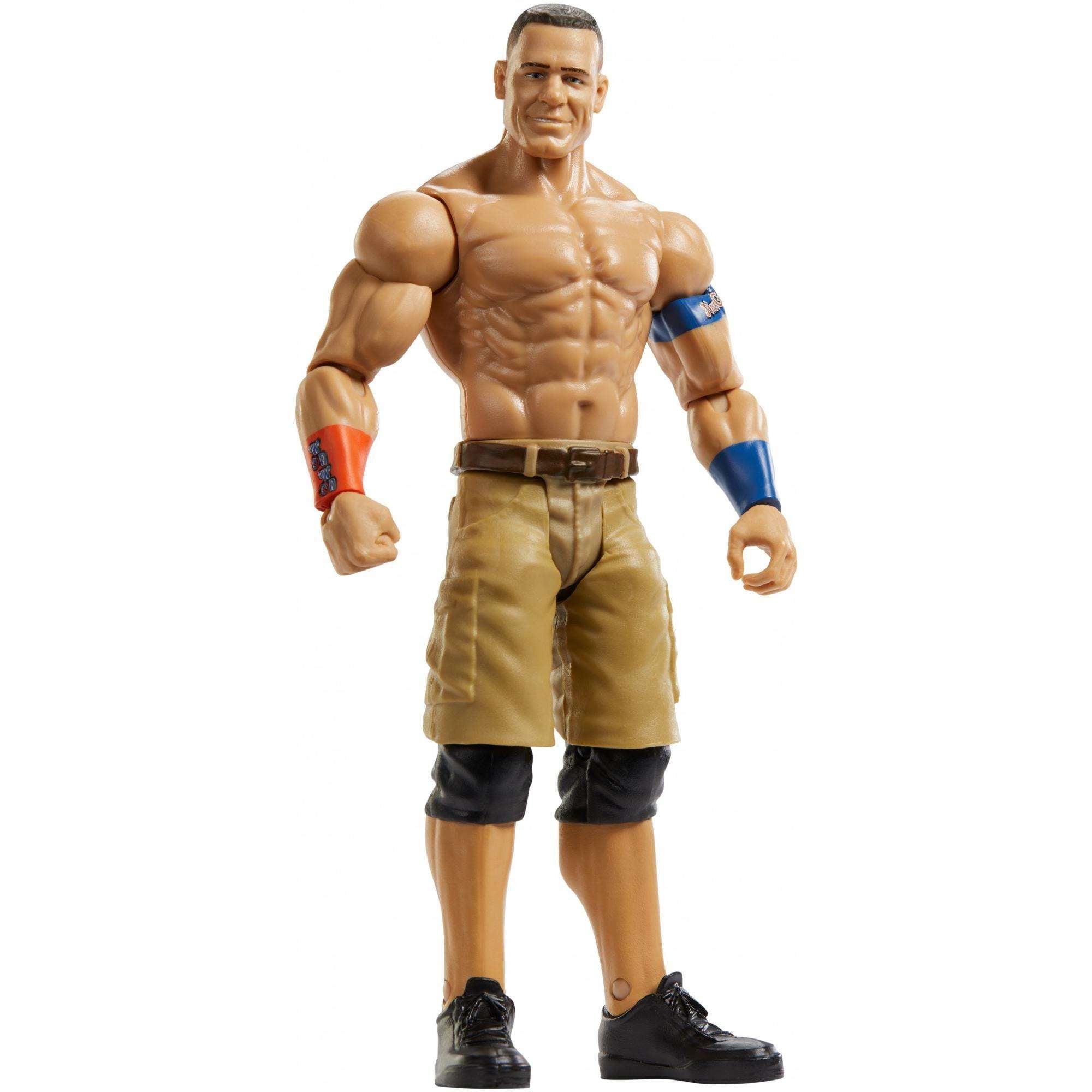 WWE John Cena Figure by Mattel