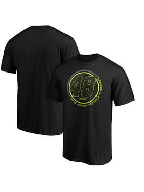 Jimmie Johnson Fanatics Branded Stealth Pop Revive T-Shirt - Black