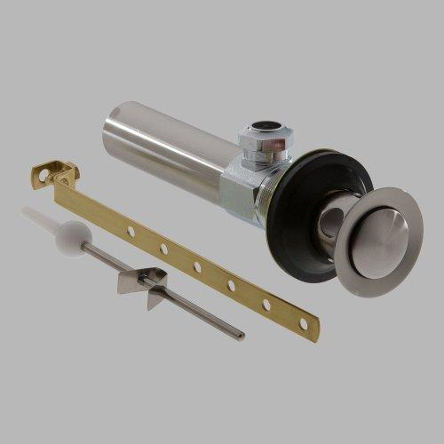 Delta-RP26533SS Drain Assembly - Lavatory - Metal - Less Lift Rod and Knob, Stainless