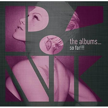 - Albums So Far (CD)