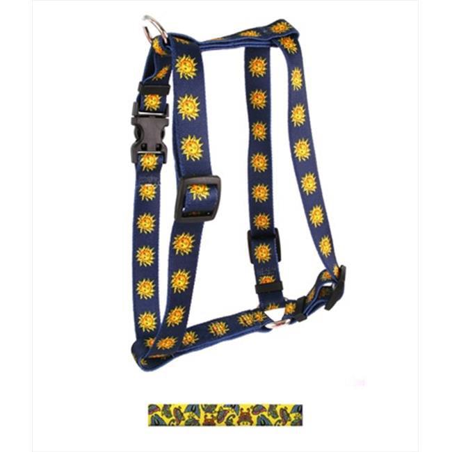 Yellow Dog Design Butterflies on Roman H Harness