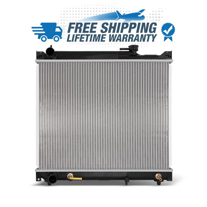 Lifetime Warranty Radiator 2087 For Suzuki Sidekick Geo Tracker Chevy Tracker