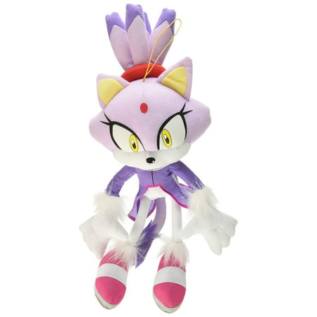 Great Eastern Sonic The Hedgehog: Blaze The Cat Plush  Great China International Plush