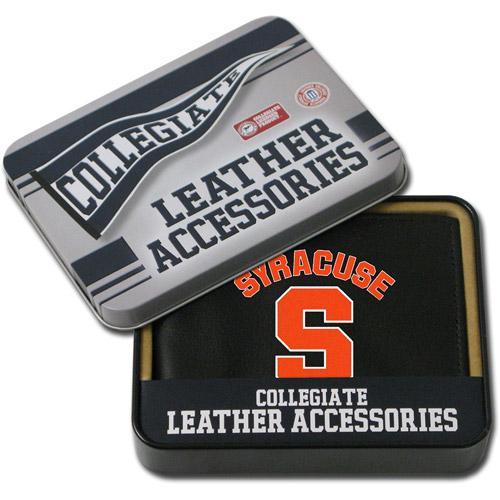 NCAA - Men's Syracuse Orangemen Embroidered Billfold Wallet