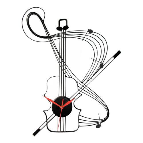 Ashton Sutton Musical Instrument Wall Clock by Ashton Sutton