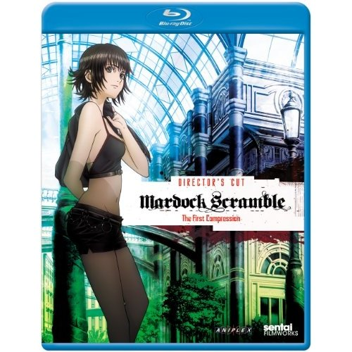 Mardock Scramble: The First Compression (Director's Cut) (Blu-ray)