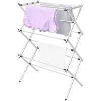Aluminum Collapsible Dryer Rack By Woolite