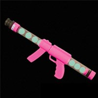 Deluxe Glow Pink Ping Pong Ball Shooter Moon Blaster Gun, Sold By The Each  By