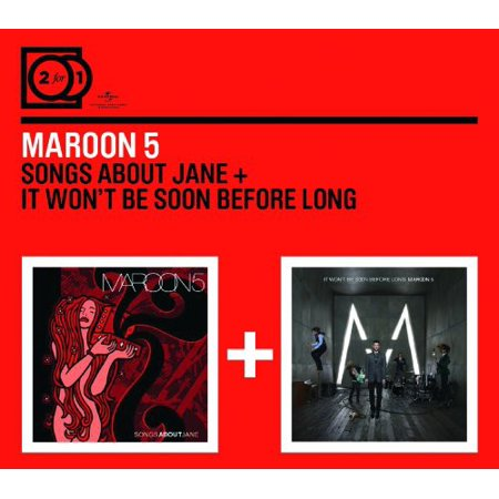 Songs About Jane / It Won't Be Soon Before Long (CD)