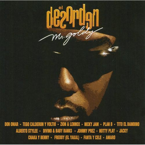 Various Artists - Mr. Goldy Desorden - CD