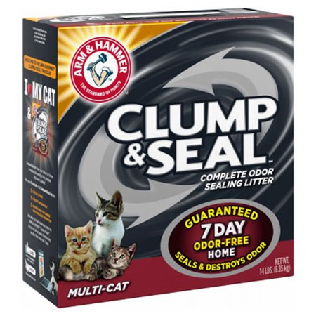 Church   Dwight Company 02143 14Lb Multi Cat Litter