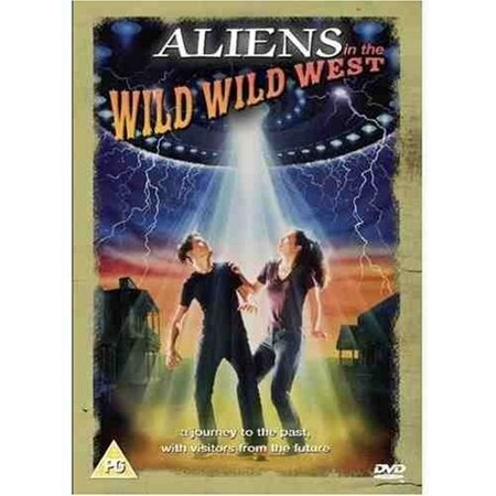 Aliens In The Wild Wild West ( Aliens in the Wild, Wild West ) [ NON-USA FORMAT, PAL, Reg.0 Import - United Kingdom ]](Wild West Saloon Girl)